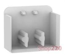 Боковая заглушка для трехфазных гребенок Schneider Electric, EZ9XPE310