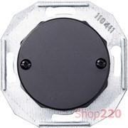 Заглушка, черный, Renova WDE011290 Schneider
