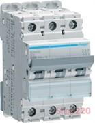 Автоматический выключатель 32А, тип D, 3 фазы, NDN332 Hager