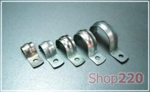Скоба металлическая 18 мм, СММ-18  (50шт), СКаТ
