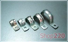 Скоба металлическая 22 мм, СММ-22  (50шт), СКаТ