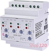 Реле автоматического ввода резерва SZR-2ST ETI 2471511