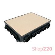 Коробка для лючка на 12 модулей, Kopos KUP-57