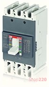Автоматический выключатель 100А, FormulA A1B 125 TMF 100-1000 3p F F, ABB 1SDA066707R1