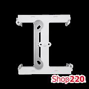 "Подрозетник настенный наборной тип ""H"", белый (глубина 40 мм ), SIMON10"
