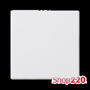 Заглушка, 2 модуля, белый, К45 Simon K17/9
