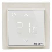 Терморегулятор Devireg Smart с Wi-Fi, белый, 140F1141 Devi